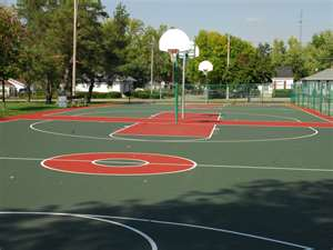 Robb Park Courts